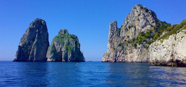 Capri sea and Blue Grotto Private Experience