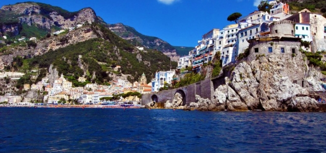 Exciting Positano and Amalfi Private Experience